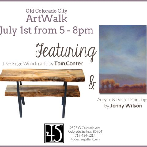 July 2016 ArtWalk Square