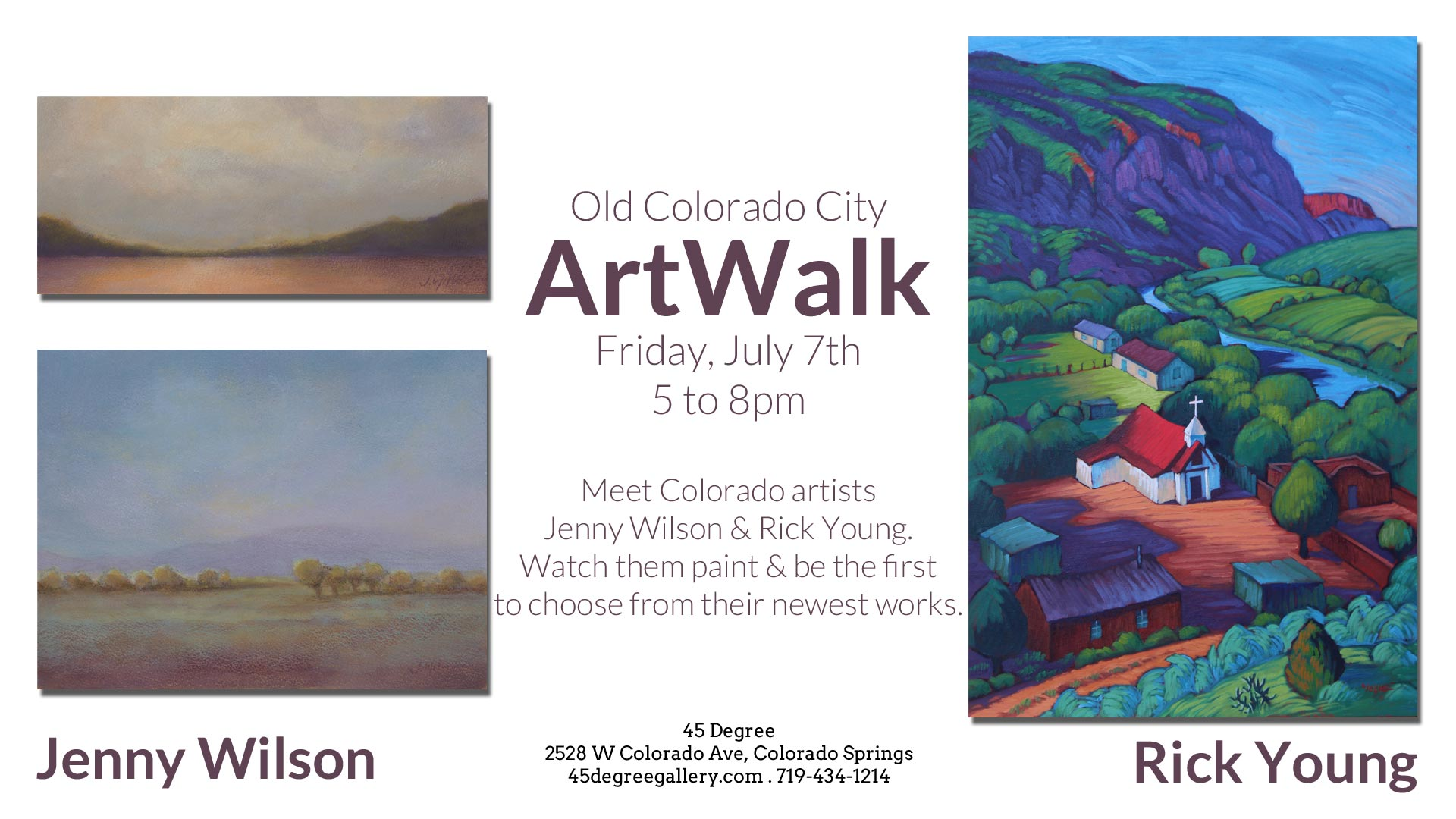 Art colorado springs - Meet Colorado