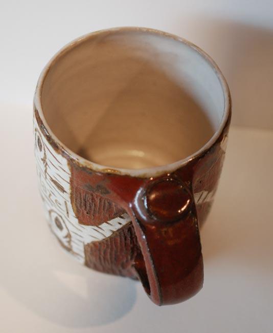Custom Child Size Mug Aspen Tree 45